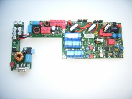 BDU Power Supply PCB F/ WMB version