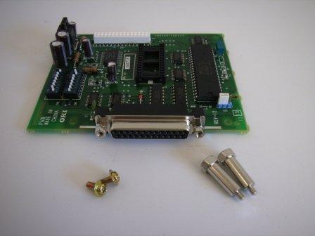 Seriel Interface F/ H1252A-B