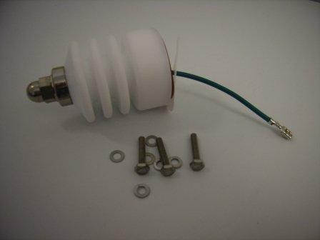 Antenna Horn F/ 150-250W ATU