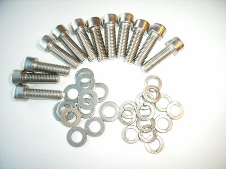 Radome Screw - Kit F/VSAT 900 - SAILOR100