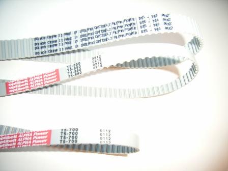 Timing Belt - Kit F/SAILOR VSAT/GX & SatTV