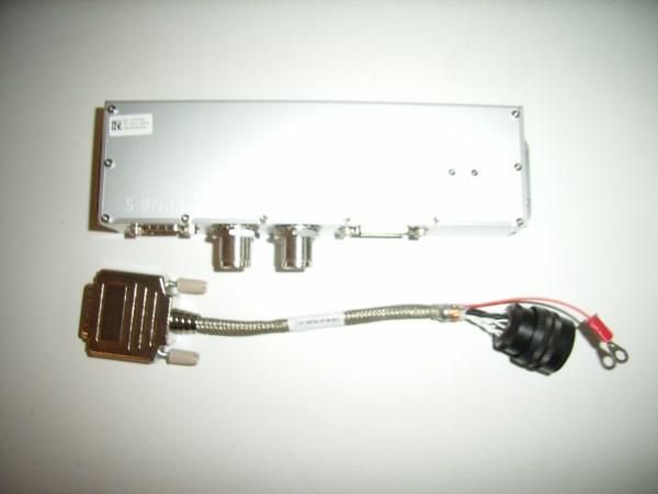 BCM Kit - Buc Control Module & Cable VSAT 600&GX60