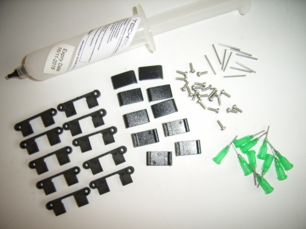 Battery Safety Lock Repair Kit - 10 Pcs.