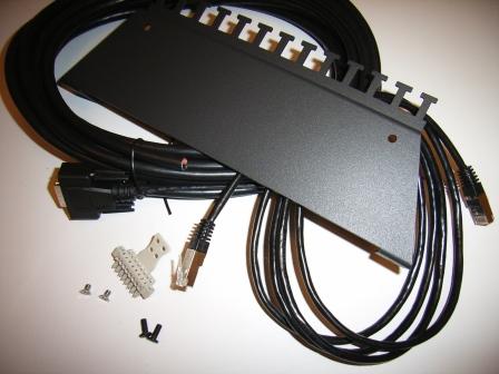 """Accessories box Kit F/ FBB 19"""" rack"""