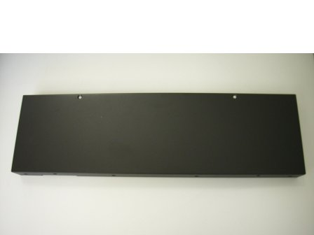 Top Cover Black F/ F55-77 Transceiver