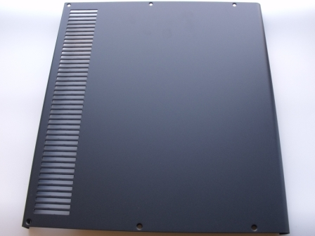 Top Plate F/400mm Center Black/Grey