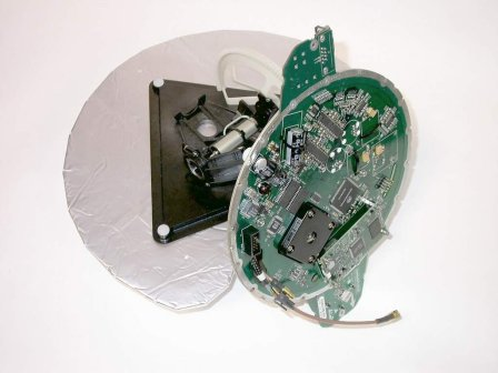 Antenna control drive / F33