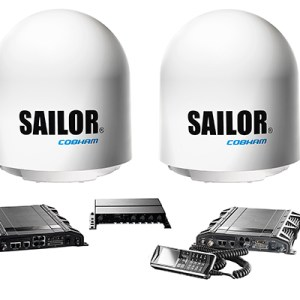 SAILOR 500 FleetBroadband