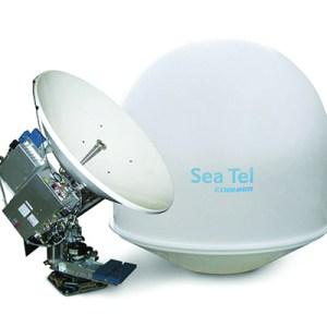 Sea Tel 4009 VSAT