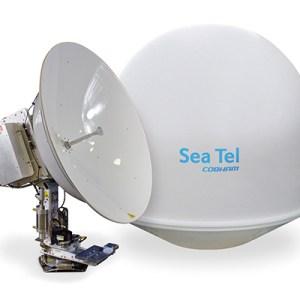 Sea Tel 5012 VSAT
