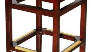 Premium Backless Wood Bar Stool Seating Masters