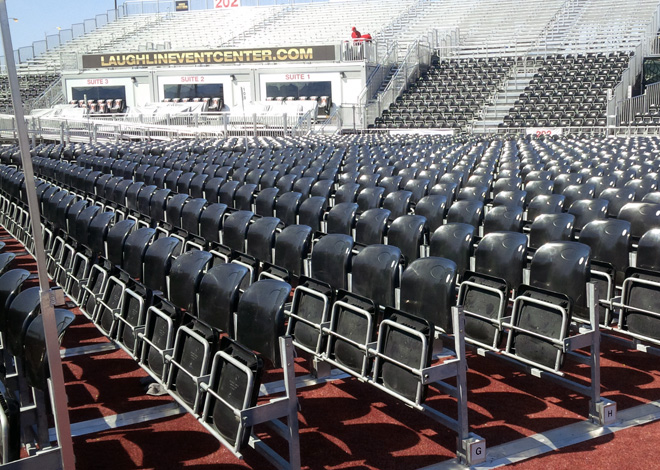 Seating Solutions Concert And Special Event Seating