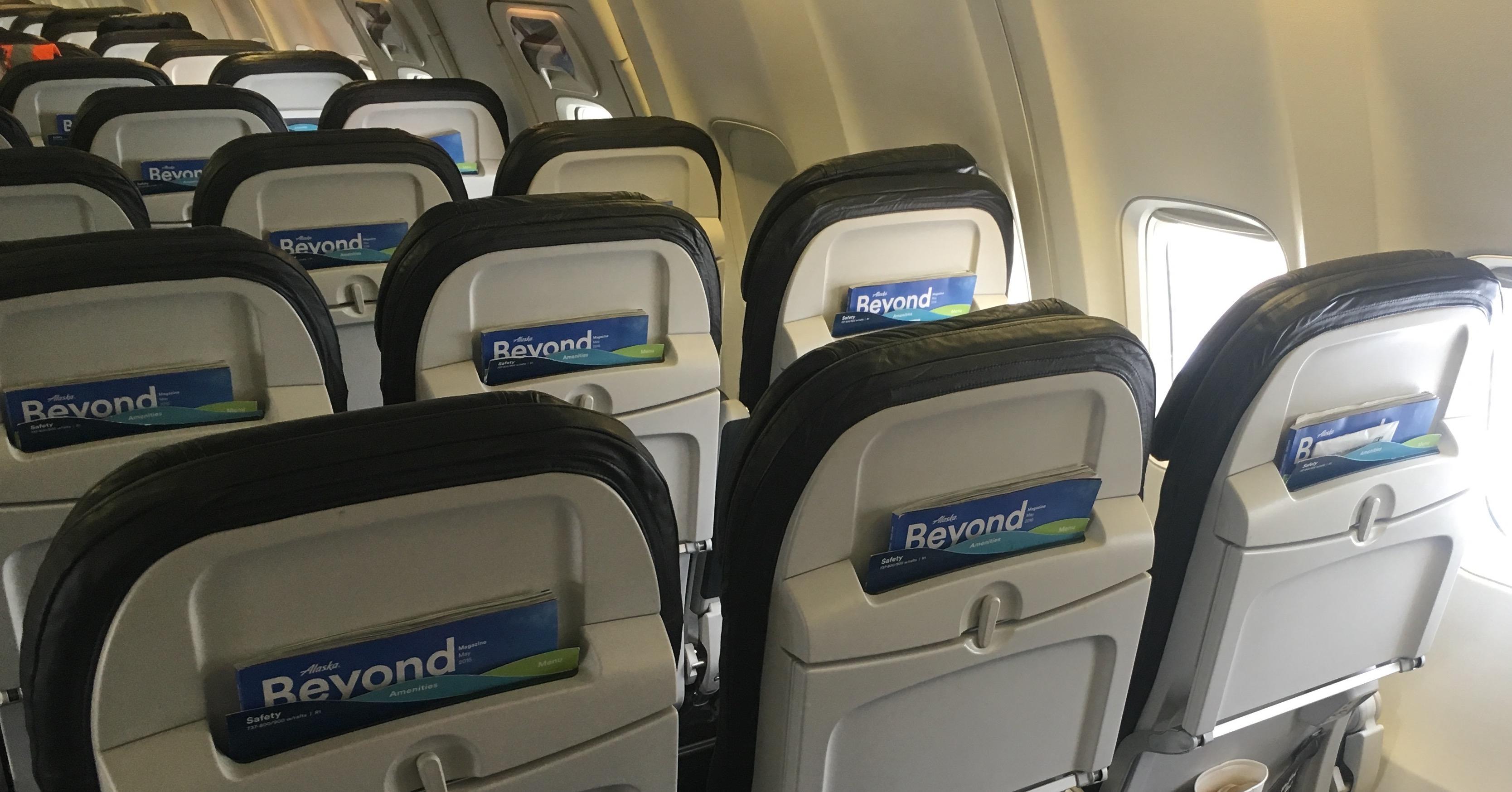 Alaska Airlines Premium Class