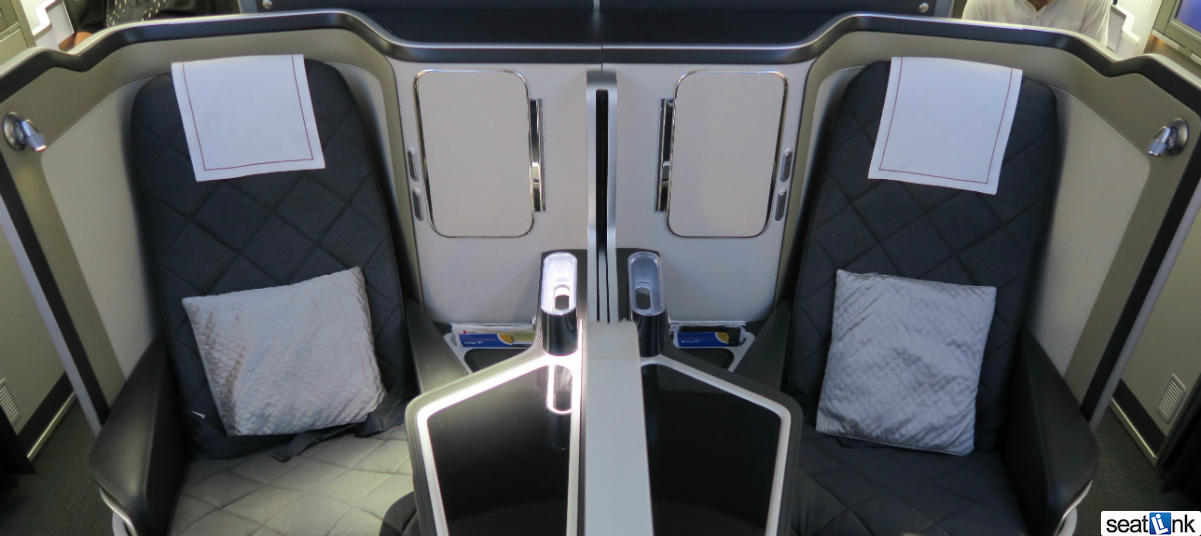 British Airways 787-9 New First Class