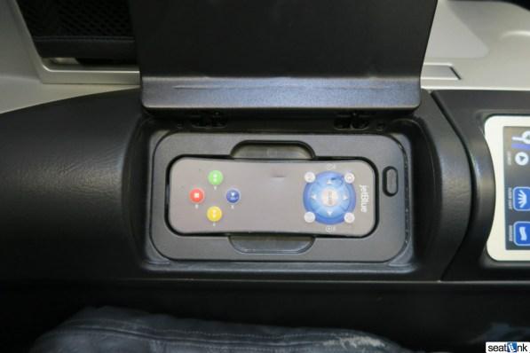 IFE/TV controls
