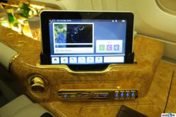 Suite & IFE remote control (and additional air vent)