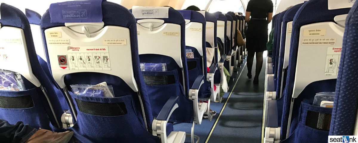 IndiGo Airlines Seat Review