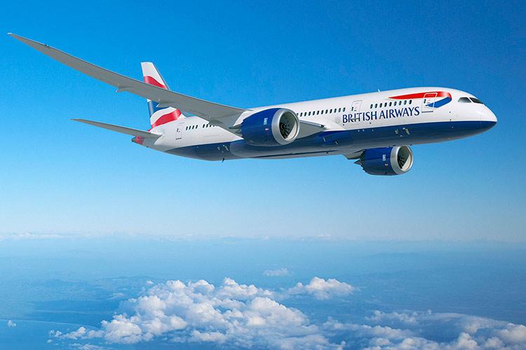 The BA 787-9. Photo credit - britishairways.com