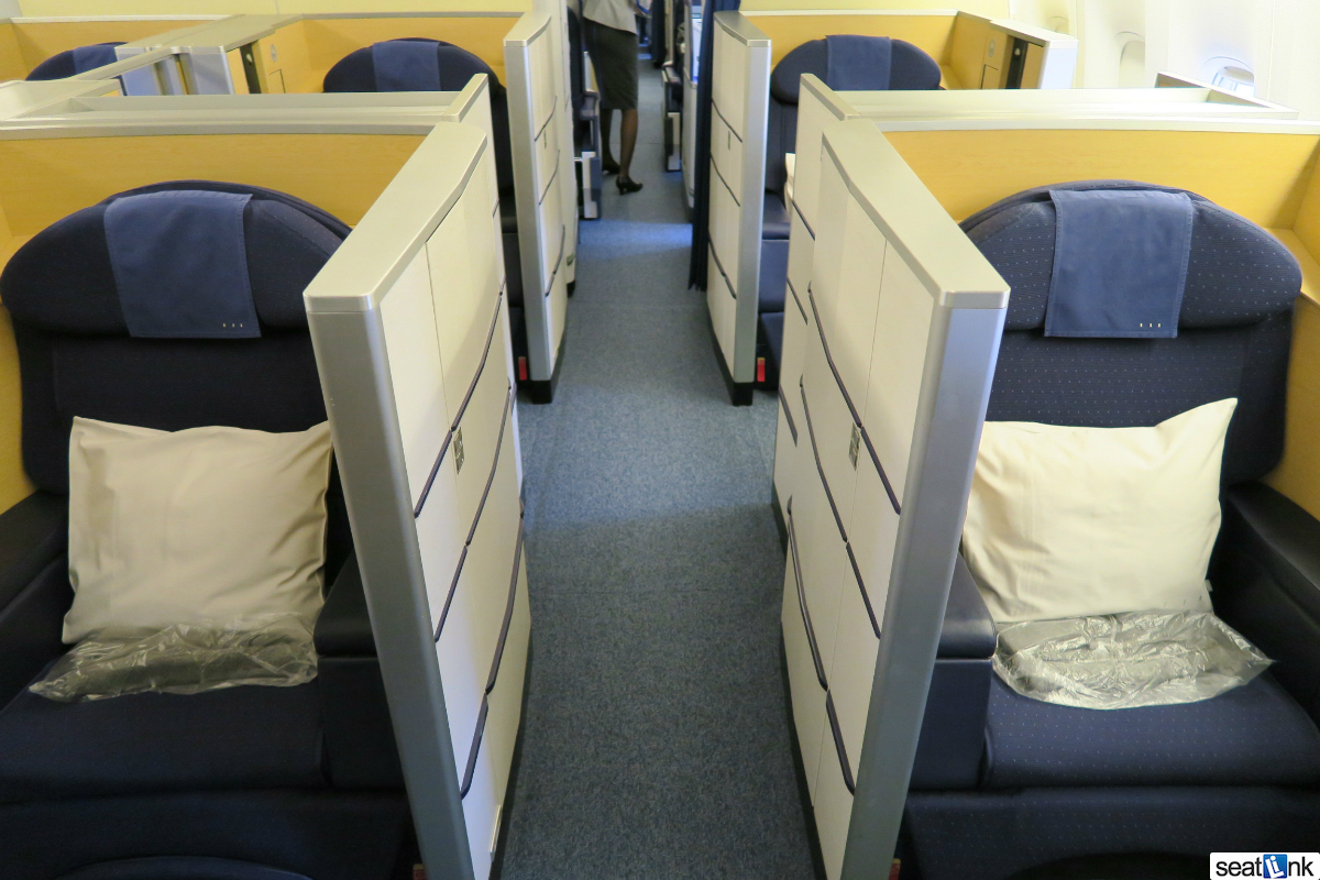 ANA First Class Square Suites