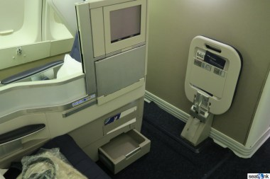 British Airways Business Class Review 747-400 Upper Deck 02
