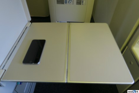 British Airways Business Class Review 747-400 Upper Deck 11