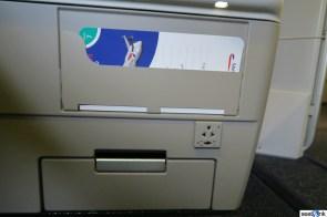 British Airways Business Class Review 747-400 Upper Deck 18