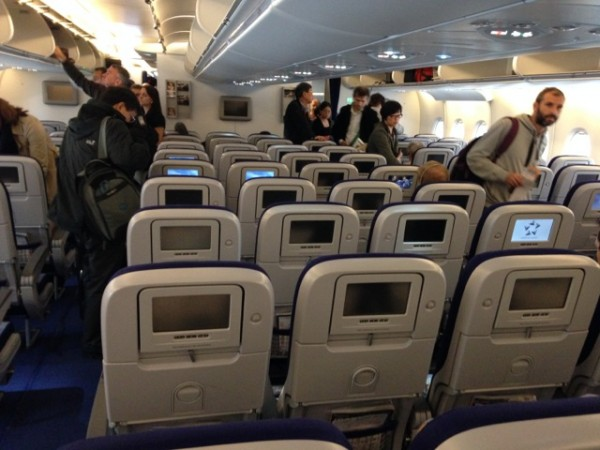 Delta Airbus A380 800 Seating Chart   Elcho Table