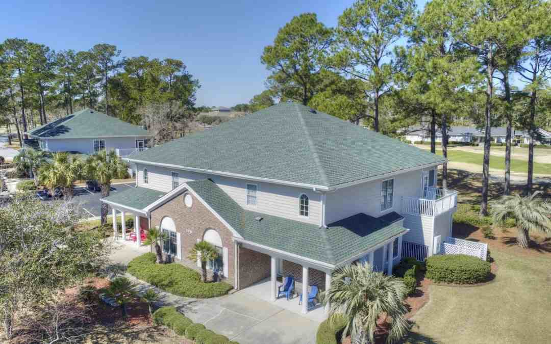Sea Trail Plantation homes and condominiums for sale