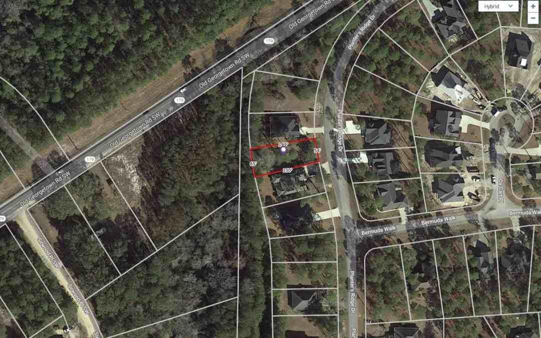 Sea Trail Plantation Homes for Sale