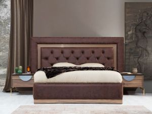 Bed luxe Storage Chester