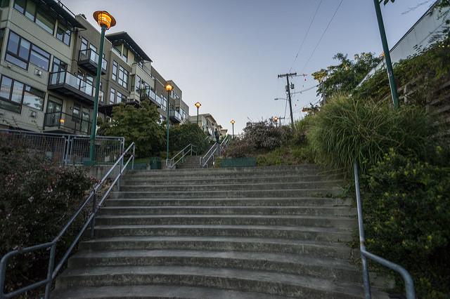 Wallingford Steps Parks Seattle Gov