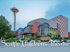 Image result for seattle children's theatre logo