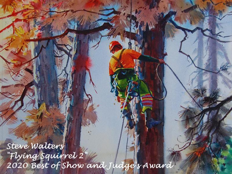 Steve Walter's Painting
