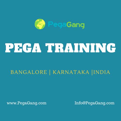 Pega Training Bangalore Karnataka India Seattle