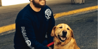 After 4-year Wait, Tacoma veteran Reunited with His Military Working Dog