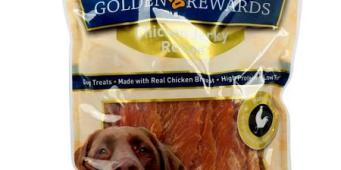 FDA investigating if Walmart's private label chicken jerky treats made in China sickened Atlanta dog