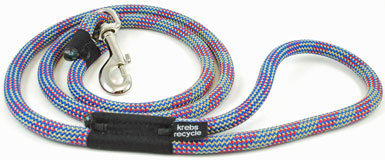 Krebs 4 ft. Ruby Leash. Photo from Krebs.com.
