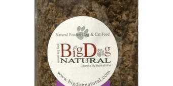 FDA Announces Dehydrated Dog Food Recall