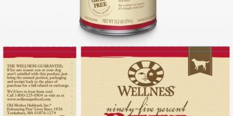 Wellness Dog Food Issues Recall