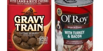 Smucker's Dog Food Recall