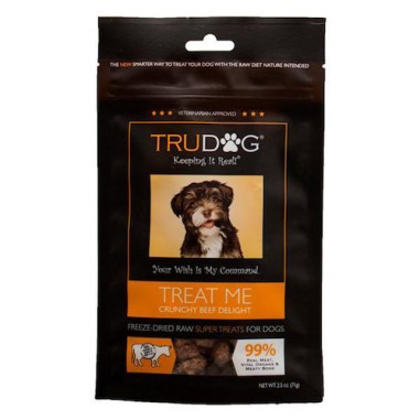TruDog Pet Treat Recall