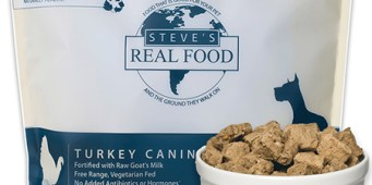 Steve's Real Food Recalls Raw Frozen Dog Food