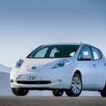 Nissan LEAF: 100% Electric, Zero % Gas