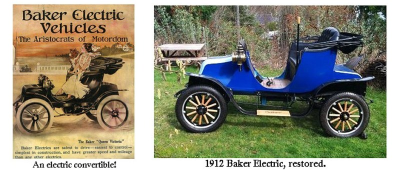 Image of 1905 Baker Electric