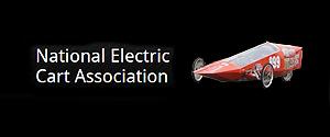 National Electric Cart Racing Logo