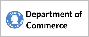 WA Dep of Commerce Logo