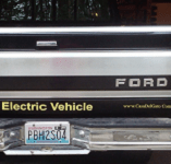 img of John Lussmyer's Electric Ford F250