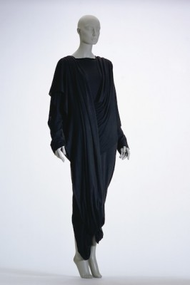 A 1983 design by Rei Kawakubo (Collection of the Kyoto Costume Institute, gift of Comme des Garçons Co Ltd, Photo by Taishi Hirokawa)