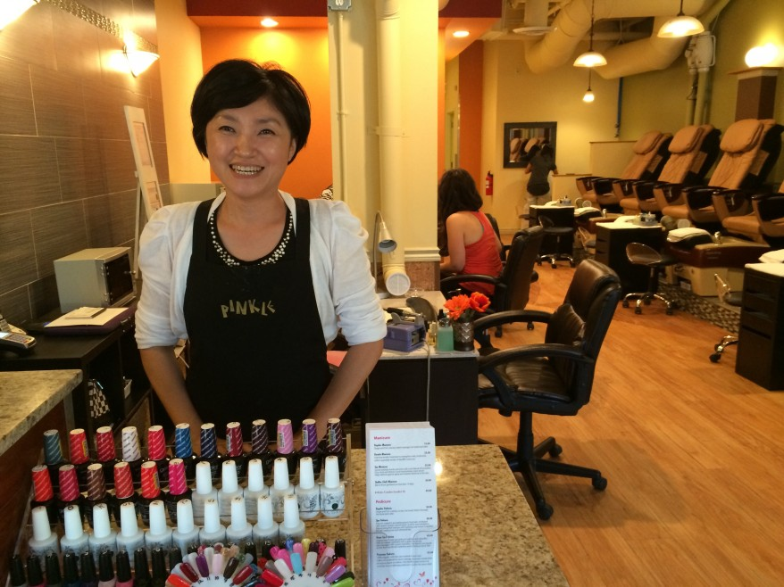 Green Lake S Newest Nail Salon Quietly Opened Over The Weekend Nestled Inside Lakeside Plaza At 7900 E Greenlake Dr N 109 Near Recently