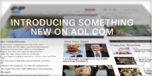 AOL wants to own the video space